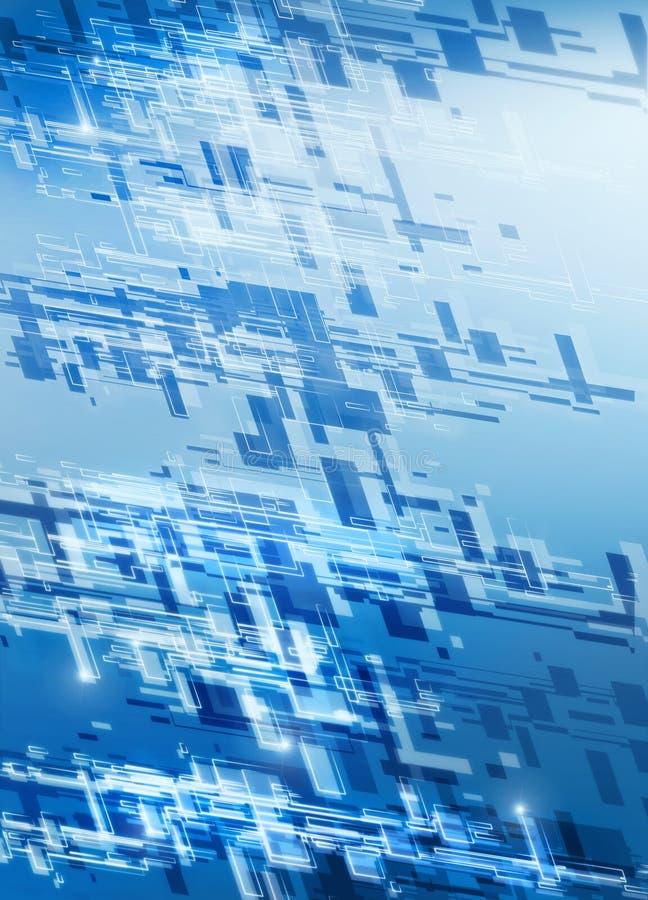 tło zaawansowany technicznie zdjęcie stock