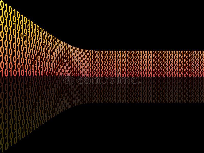 tło zaawansowany technicznie ilustracji