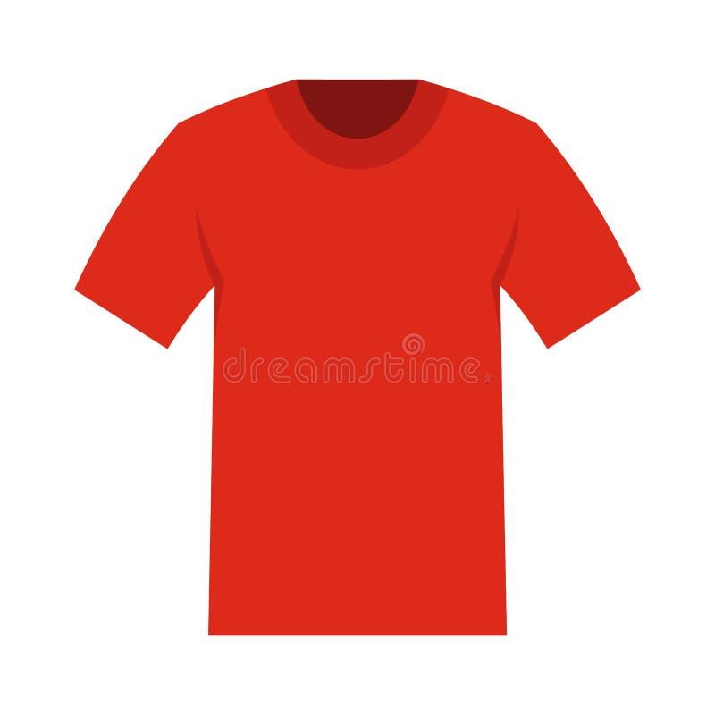 T恤杉象,平的样式 皇族释放例证