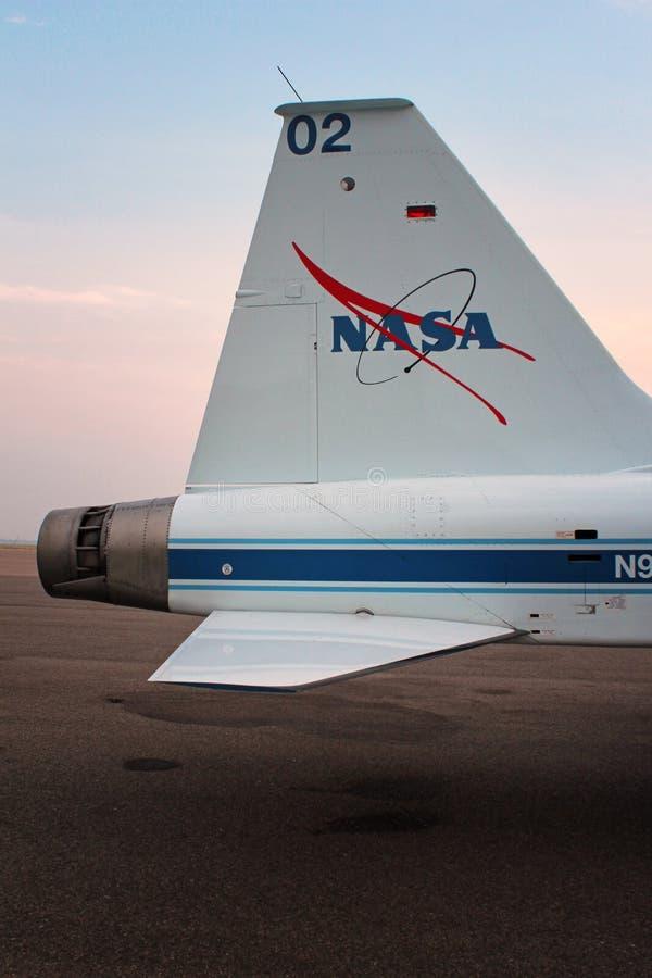 T-38 Talon NASA - Astronaut Jet Trainer Editorial Stock Image