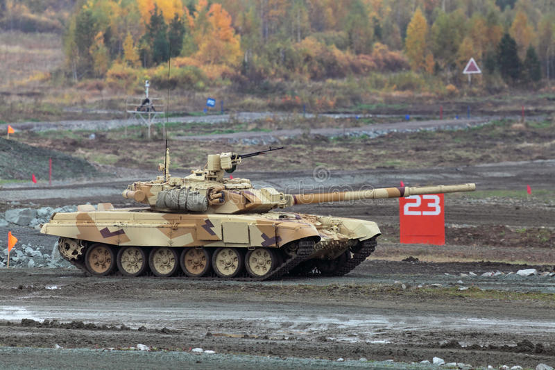 T-72 obrazy royalty free