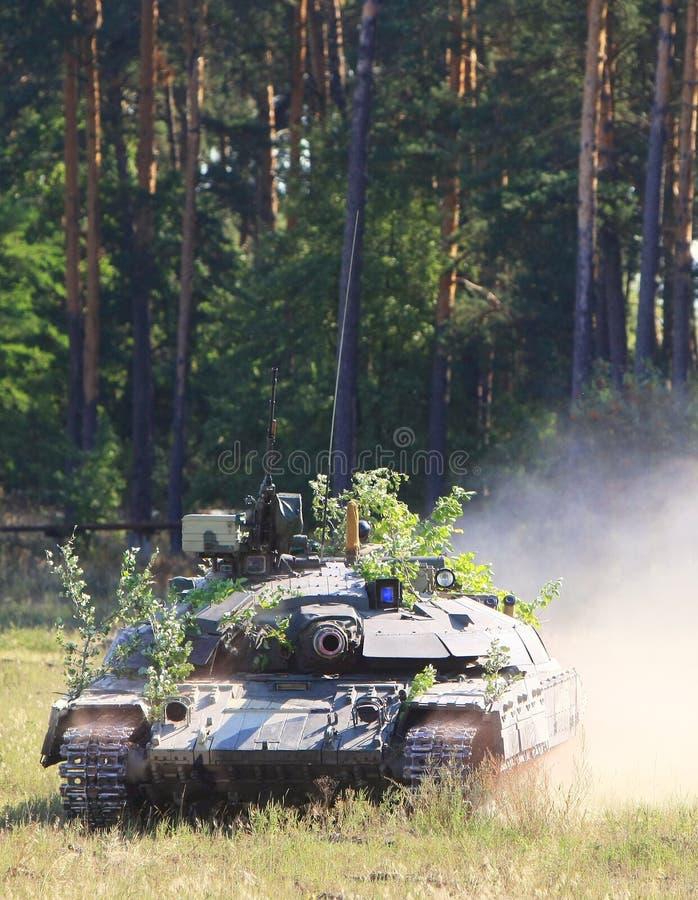 Free T-64BM Bulat Tank Stock Photo - 9732610