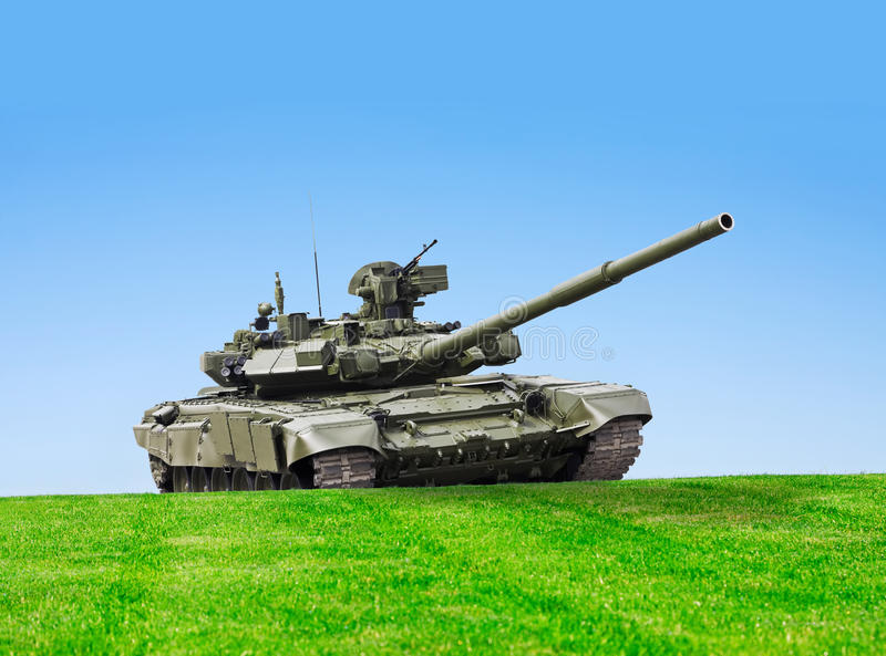 T-90S Battle Tank. T-90S Main Battle Tank, Russia royalty free stock images