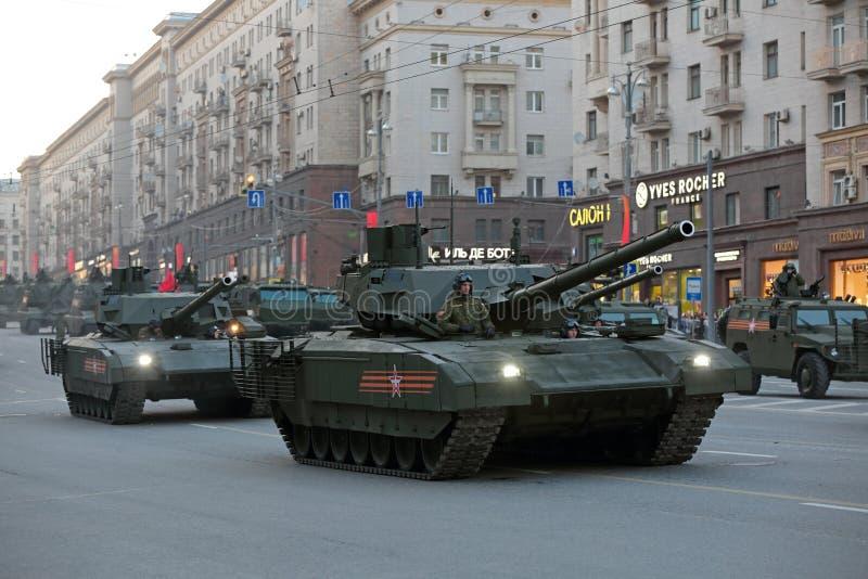 T-14 Armata 图库摄影
