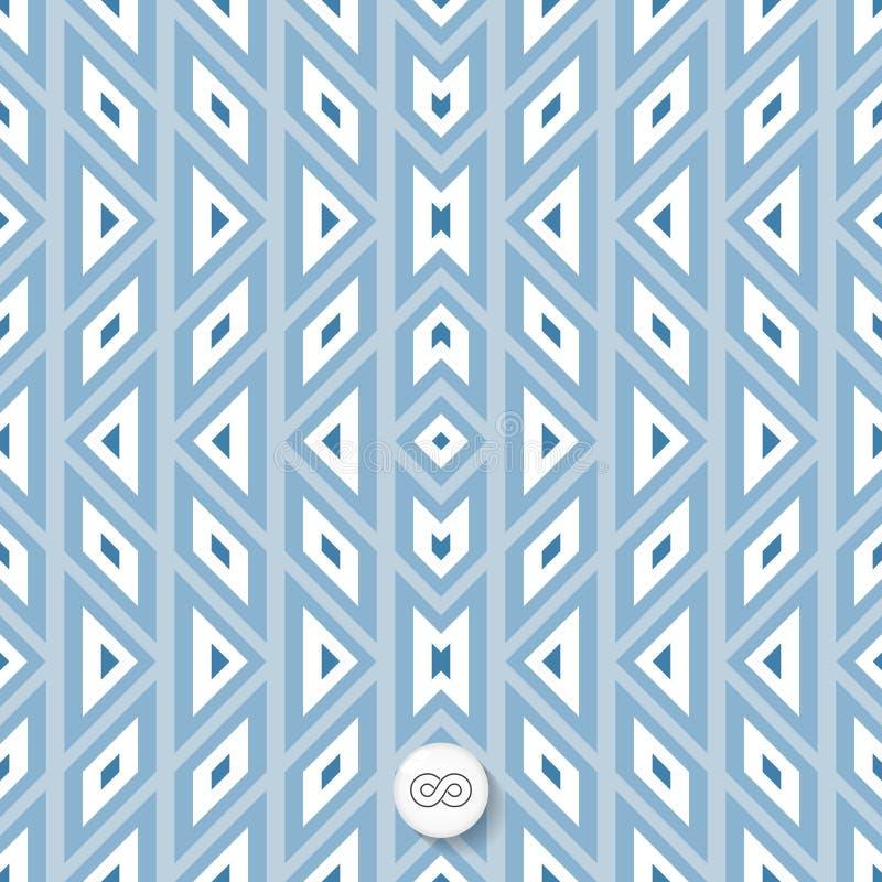 Download Tła Bezszwowy Geometryczny Mozaika Ilustracja Wektor - Ilustracja złożonej z powtórka, ilustracje: 53777171