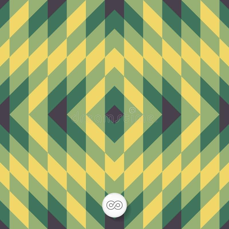 Download Tła Bezszwowy Geometryczny Mozaika Ilustracja Wektor - Ilustracja złożonej z wzór, tło: 53784968