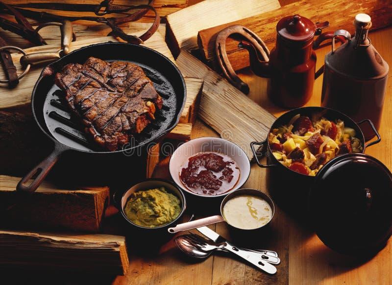 Download T-bone Steak Royalty Free Stock Photography - Image: 7674827
