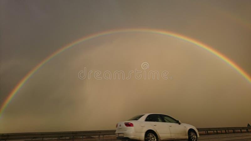 Download Tęcza Mazda zdjęcie stock. Obraz złożonej z cara, mazda - 106911310