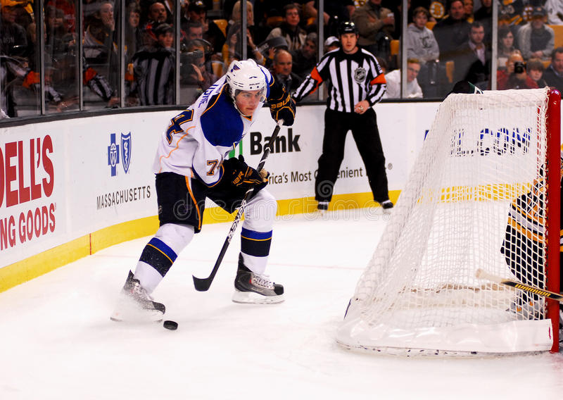 Download T.J. Oshie St. Louis Blues Editorial Photo - Image: 23409236
