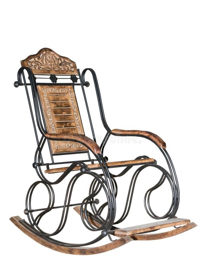 t?a krzes?a projekt kwiecisty odizolowywa? siedzenie r??owego target2751_0_ biel obraz royalty free