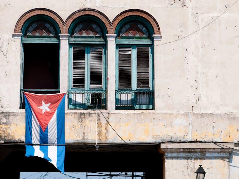 T la calle de La Habana fotos de archivo libres de regalías