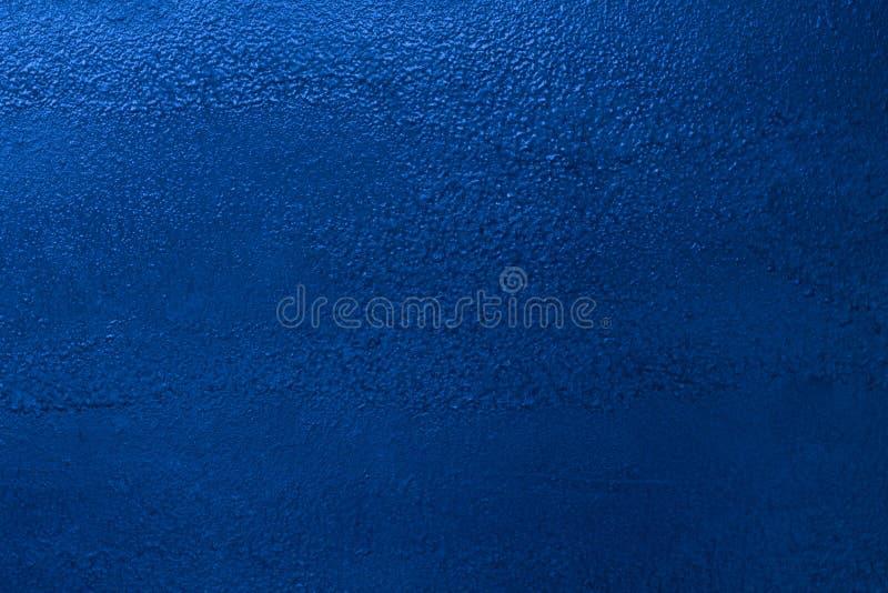 Tôle d'acier texturisée bleue photographie stock libre de droits