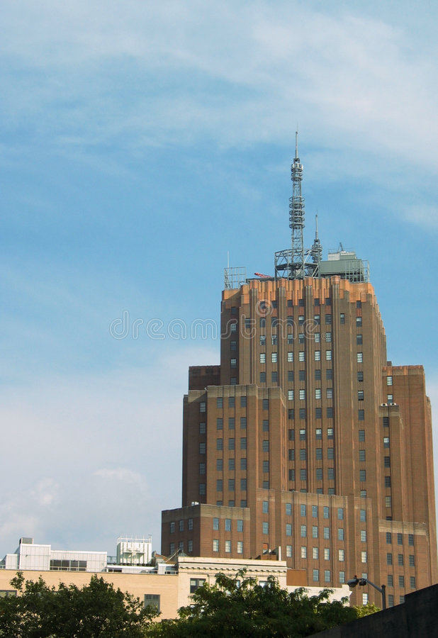 Download AT&T Long Distance Building Stock Image - Image: 4686979