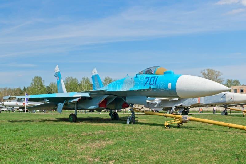 T-10M-1 pierwowzoru myśliwiec obrazy royalty free