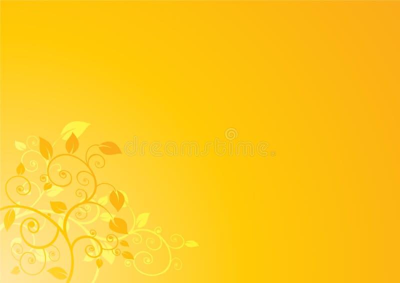 Download Tła minimalny kwiecisty ilustracja wektor. Obraz złożonej z kędzior - 10825869