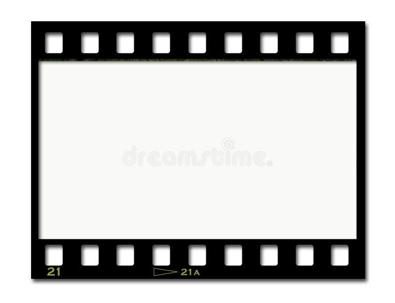 Download Tło 35 mm ilustracji. Obraz złożonej z granica, blank, o - 46419