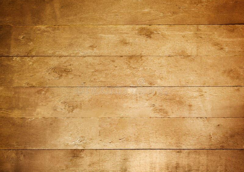 t?o koloru s z?ocista tapeta Złota drewniana malująca nieociosana tekstura fotografia royalty free