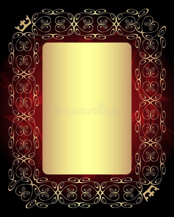 Download Tło kwiecisty ilustracja wektor. Ilustracja złożonej z kolor - 13328542