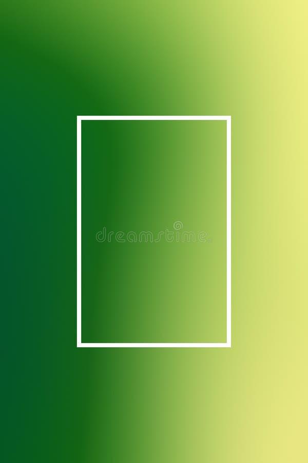 T?o plamy gradientu ramy abstrakt, t?o royalty ilustracja