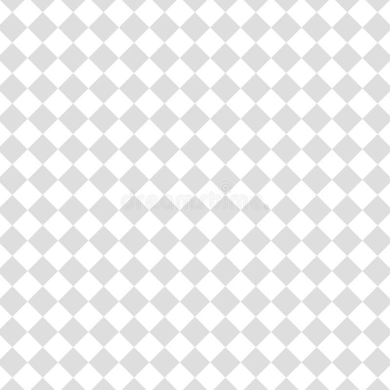 t?o przejrzysty Ilustracja biali, szarzy wektorowi kształty i Geometryczny ukośnika wzór ilustracja wektor