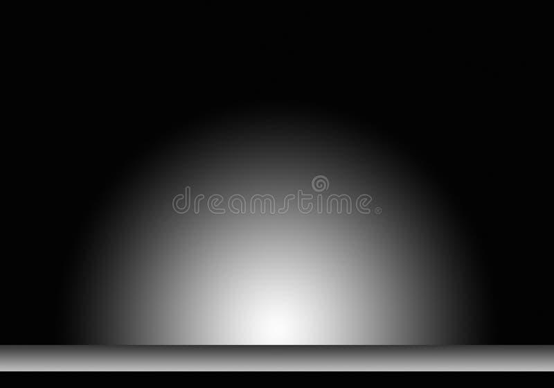Download Tło scena ilustracji. Ilustracja złożonej z spotlight - 13333041