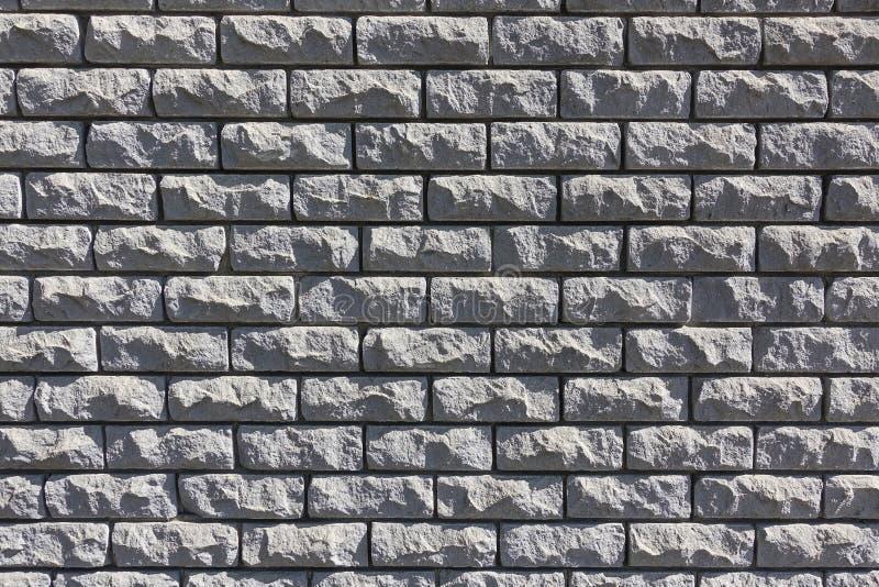 T?o stara ceglana ?ciana Textured struktura Dekoracyjny abstrakcjonistyczny projekt antyczny brickwork obraz royalty free