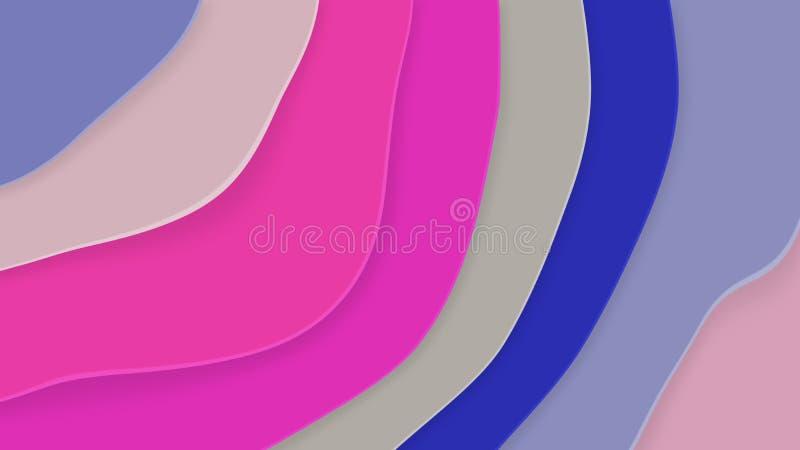 T?o w papieru stylu kolorowe t?a abstrakcyjne zdjęcie stock