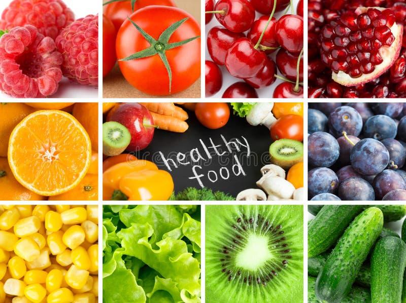t?o ?wiezi owoc i warzywo zdrowa ?ywno?? fotografia stock