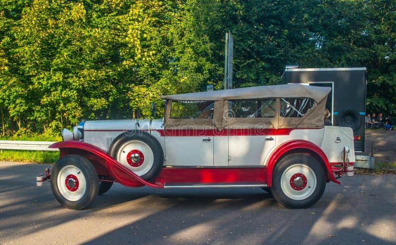 T-1 polonês da réplica CWS do carro do vintage imagens de stock royalty free