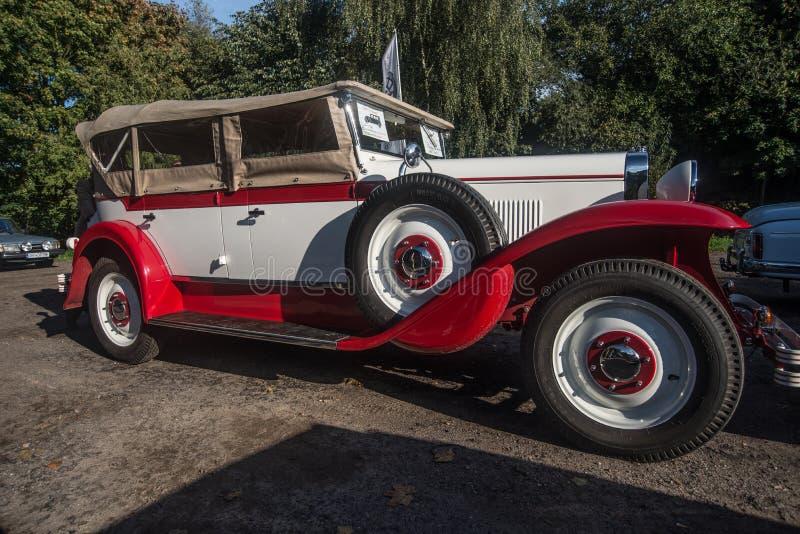 T-1 polonês da réplica CWS do carro do vintage fotos de stock royalty free
