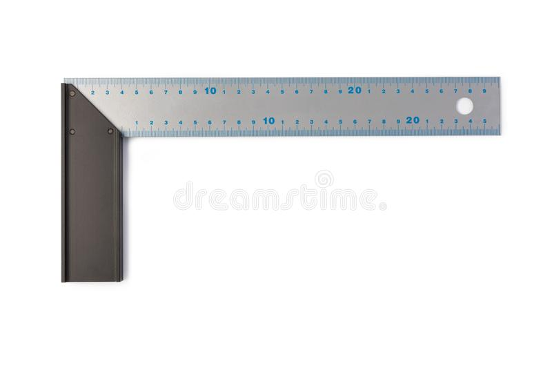 T-Quadrat lizenzfreie stockfotografie