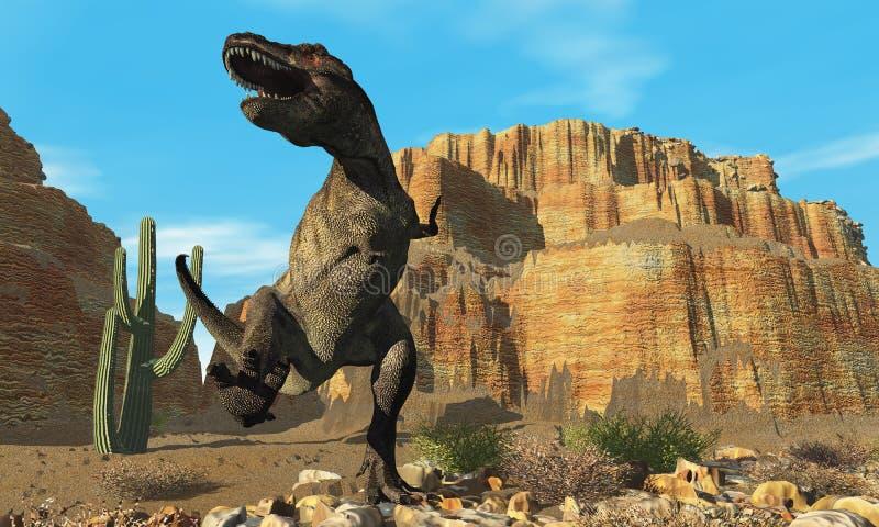 T-Rex imagem de stock royalty free