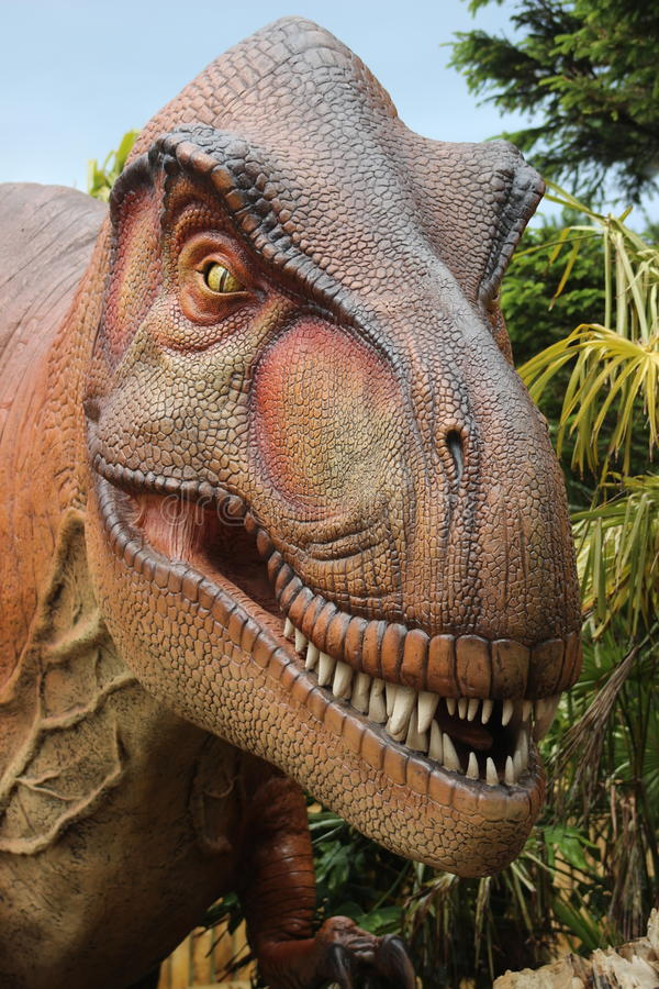 T-rex fotografia stock libera da diritti