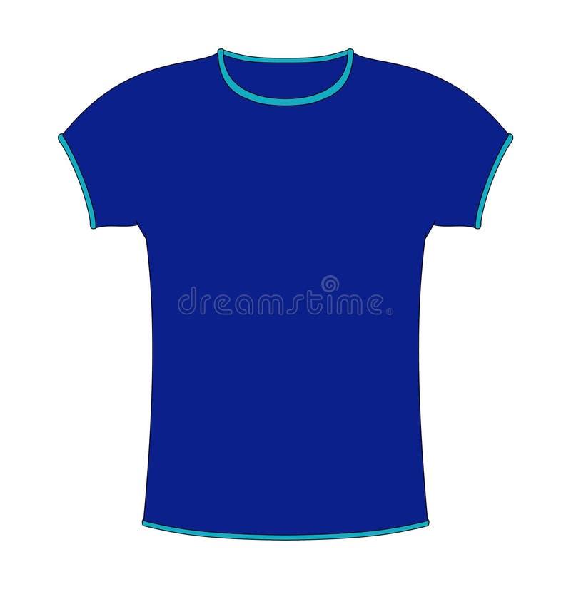 T-shirt ilustração stock