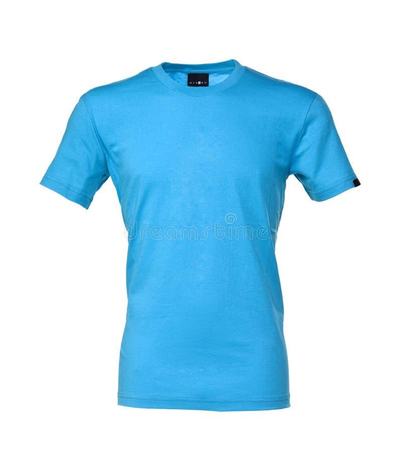 Free T-Shirt Aqua Stock Image - 30363451