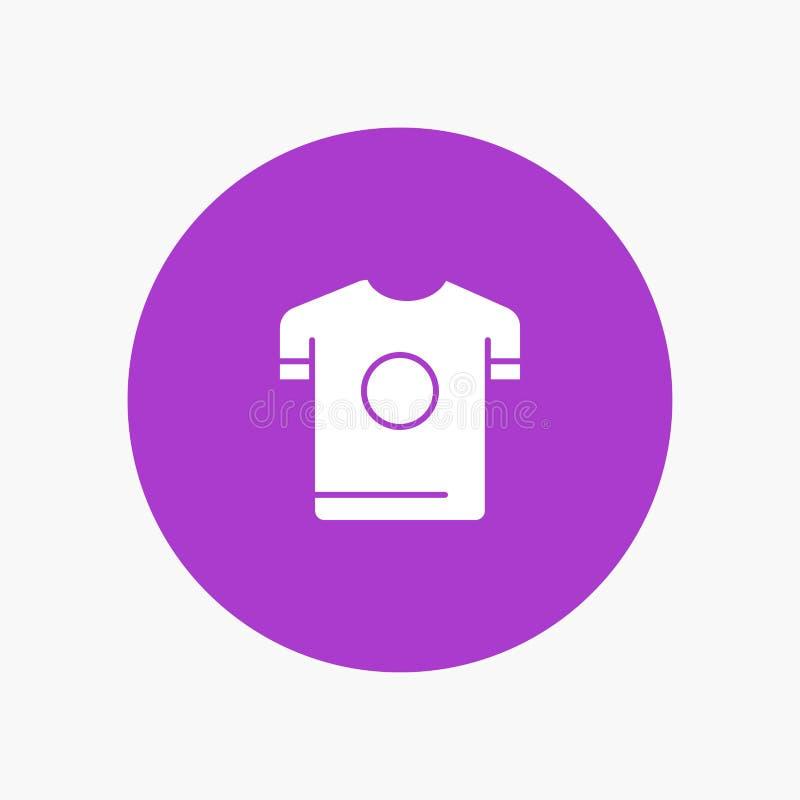 T-shirt, chemise, sport, ressort illustration libre de droits