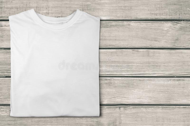 t-shirt stock photo  image of template  rear  wrinkled