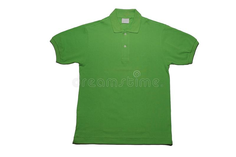 T-shirt isolated stock images