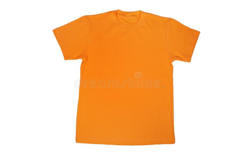 T-shirt jaune i photos stock