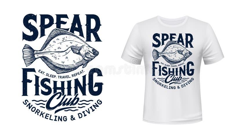 eat,dream fish Fishing t-shirt