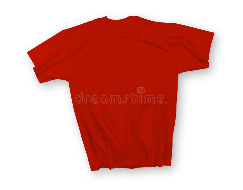 T-shirt royalty free stock photos
