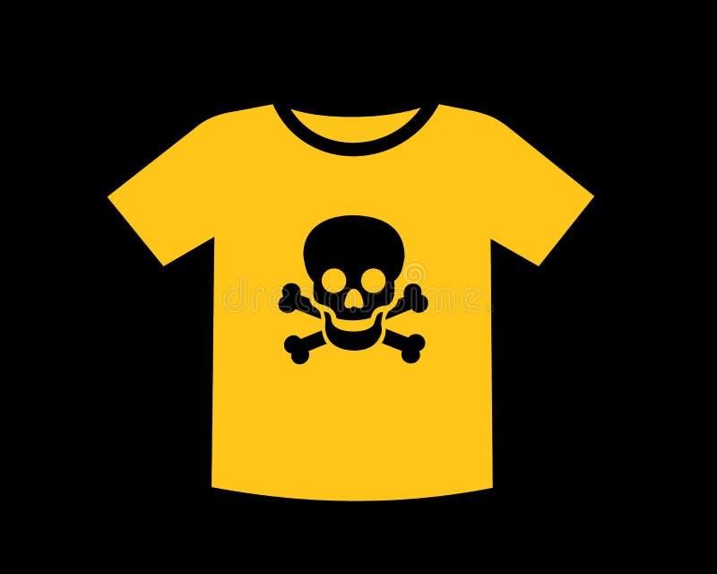 Radiation Biohazard Chemical Toxic Poison Hazardous Symbol T-Shirt