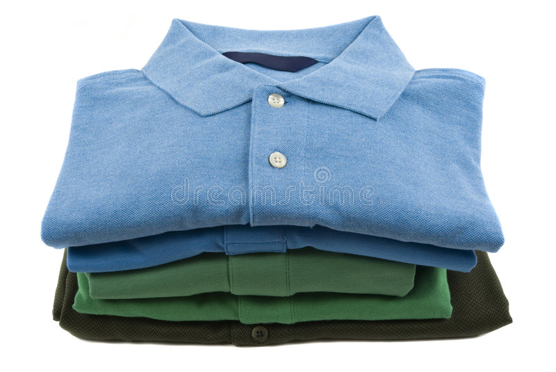 T-shirts royalty free stock photography