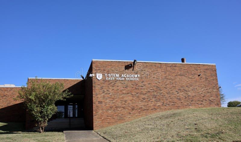T-stam Academie, Memphis, TN stock afbeeldingen
