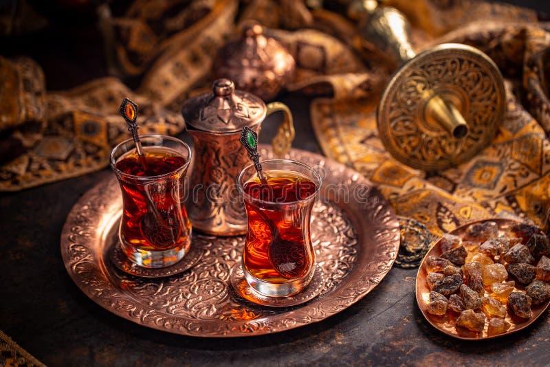T? turco fotografia stock