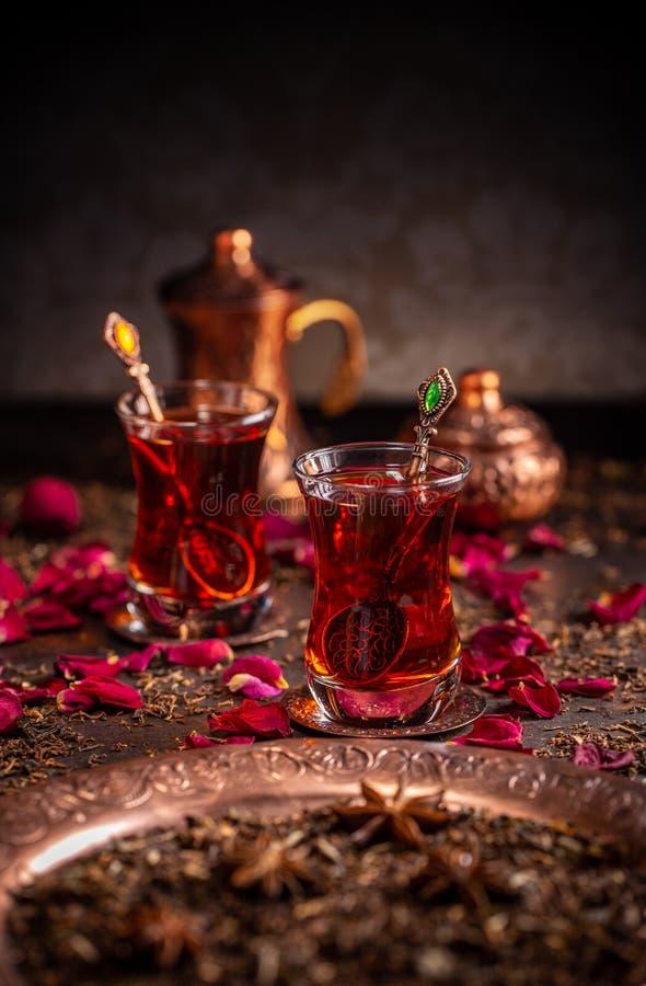 T? turco fotografia stock libera da diritti