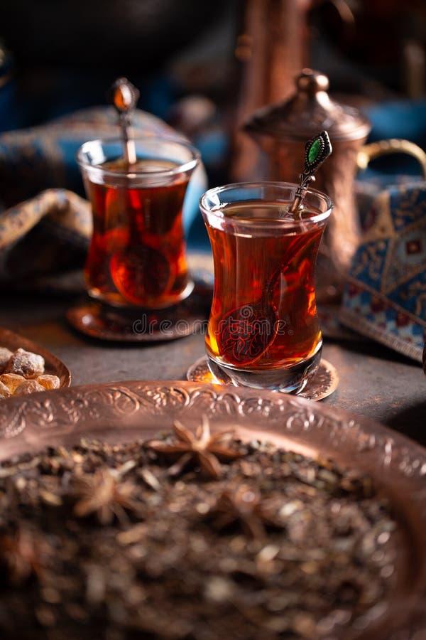T? turco immagini stock libere da diritti