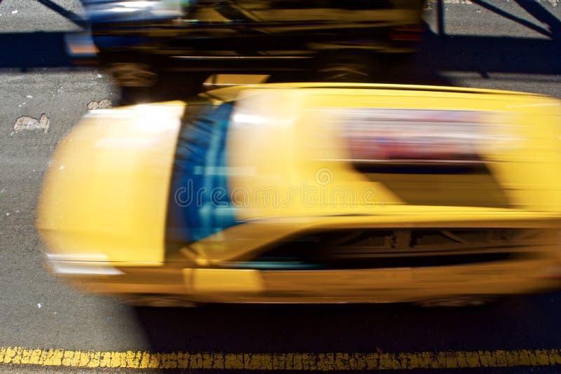 T?xi de New York foto de stock royalty free