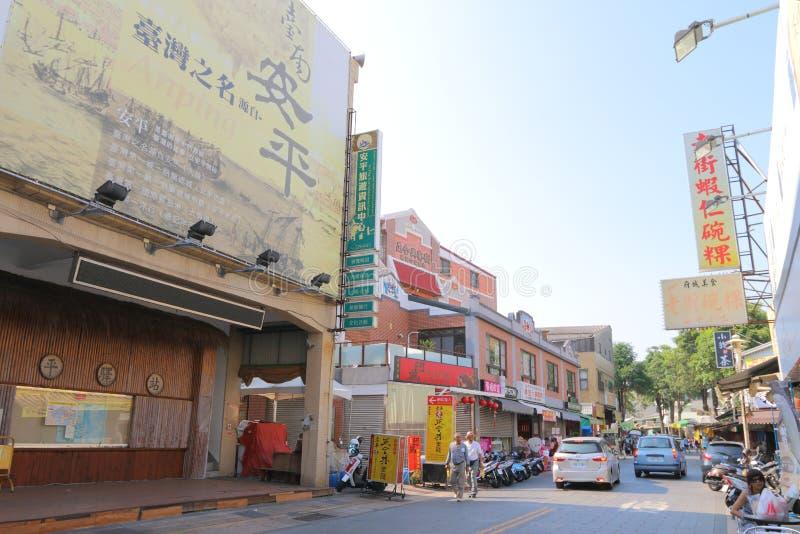 Taïwan : Anping images stock
