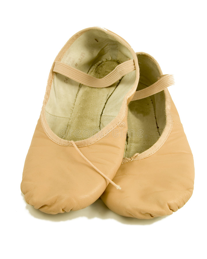 tańczące buty obraz royalty free